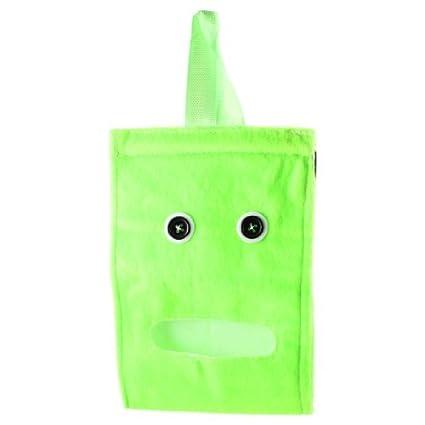 Tapeçaria Rolo do papel higiénico Guardanapo Tissue Container suporte verde