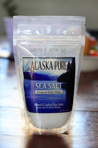 UPC 857449003006, Sitka Flake by Alaska Pure Sea Salt (4 ounce)