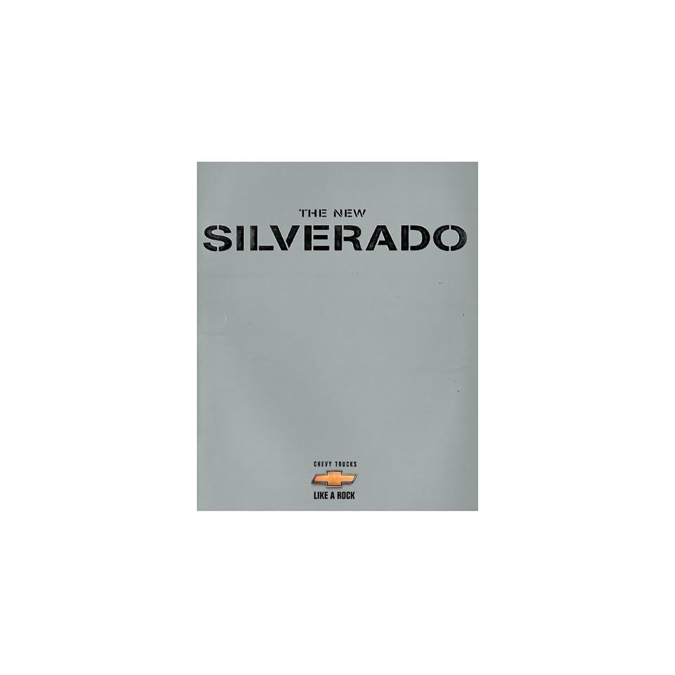 1999 Chevrolet Chevy Silverado Truck Sales Brochure