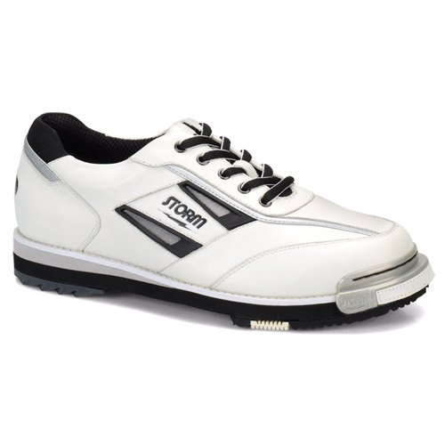 Storm SP2 901 Bowling Shoes, White/Black/Silver, 7.0