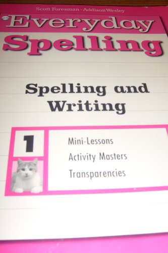 Everyday Spelling Spelling and Writing