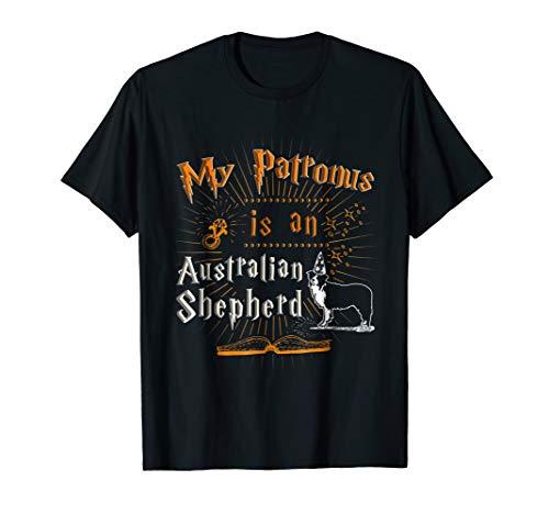 My Patronus is an Australian Shepherd ()