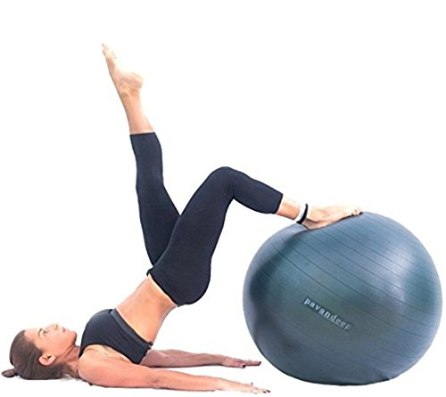 Exercise Stability Ball By Pavandeep 2000lbs Anti Burst
