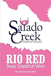 NV Salado Creek Winery & Vineyard Rio Red Grapefruit 750 mL