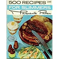 500 Recipes For Slimmers