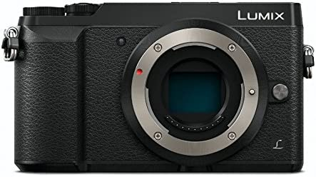 Panasonic Lumix DMC-GX80EG Cuerpo MILC 16 MP 4/3