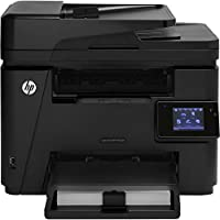 HP CF485A LaserJet Pro M225DW Laser Multifunction Printer - Monochrome - Plain Paper Print - Copier/Fax/Printer/Scanner - 25 ppm Mono Print - Automatic Duplex Print - Ethernet - Wireless LAN