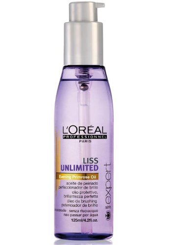 Loreal Unlimited Smoothening shining softens