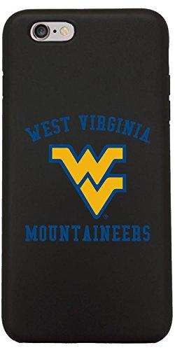 West Virginia - Mountaineers Design on Black iPhone 6 / 6s Guardian Case