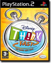 Disney Think Fast: The Ultimate Trivia Showdown (Playstation 2)
