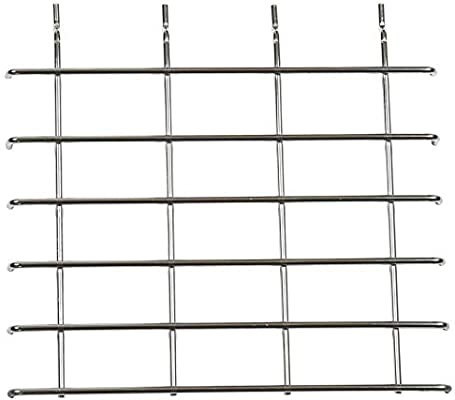 "Platte River T5 Aluminum Fence Stock Rectangular Track 36/"" Black Anodize Finish"