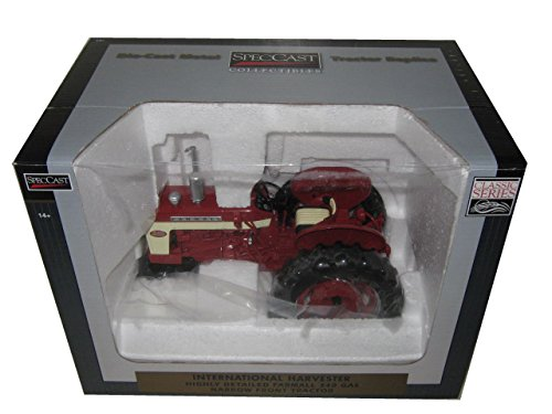 Farmall 340 Gas Engine Narrow Front Tractor 1/16 by Speccast ZJD1763
