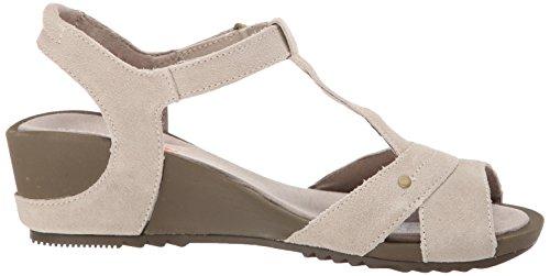 Revalli Sandalo Taupe Merrell Collegamento Donne Semplice Delle 66pgHrF