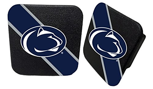 PENN STATE NITTANY LIONS RUBBER TRAILER HITCH COVER-PENN STATE NITTANY LIONS HITCH COVER ()