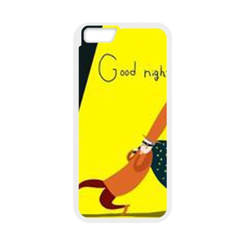 "SYYCH Phone case Of Good Night Cover Case For iPhone 6 Plus (5.5"")"