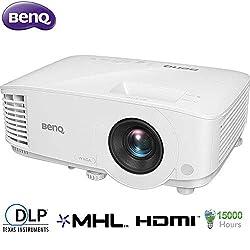 Benq Mw612 Wxga Wireless Meeting Room Business Projector Dlp 4000 Lumens Renewed