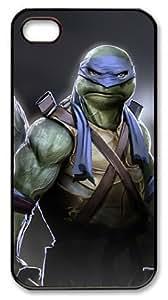 Teenage Mutant Ninja Turtles Leo Customizable iphone 4/4s Case by icasepersonalized