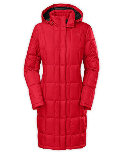 The North Face Women's Metropolis Parka TNF Red X-Small