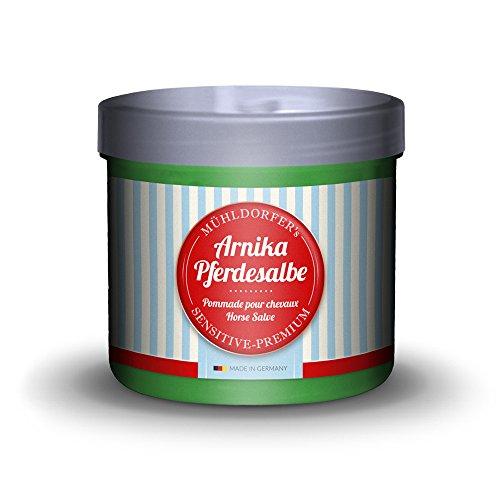 Mühldorfer Arnika Pferdesalbe, 500 ml (Pflegemittel für Pferde)