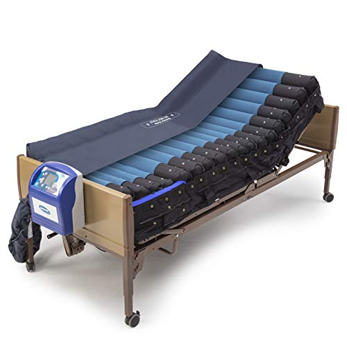 Invacare microAIR Alternating Pressure Low Air Loss Mattress System, 600 lb. Weight Capacity, MA1000 ()