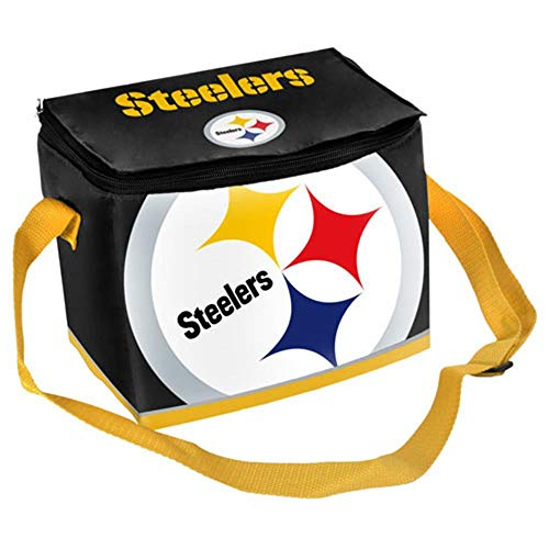 (Pittsburgh Steelers Big Logo Team Lunch Bag)