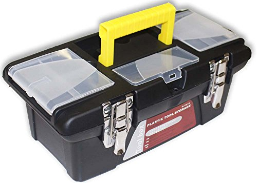X 6 X 5 Inches With Inside Tray And Metal Riveted Latches (Riveted Metal)