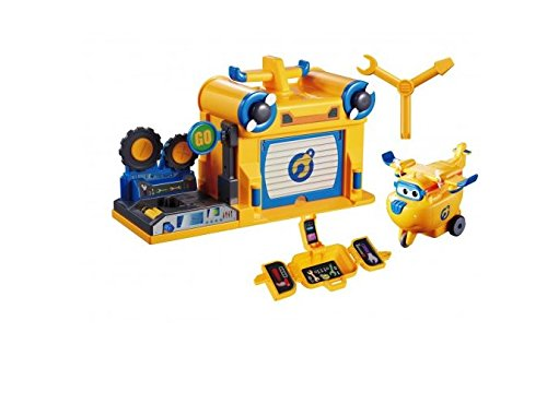 Super Wings – Jett's Runway Playset