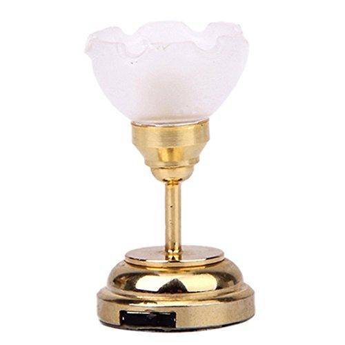 Metal Dollhouse Light Ceiling Lamp, for 1/12 Dollhouse Living Room Lighting Fixtures, Dollhouse Decoration