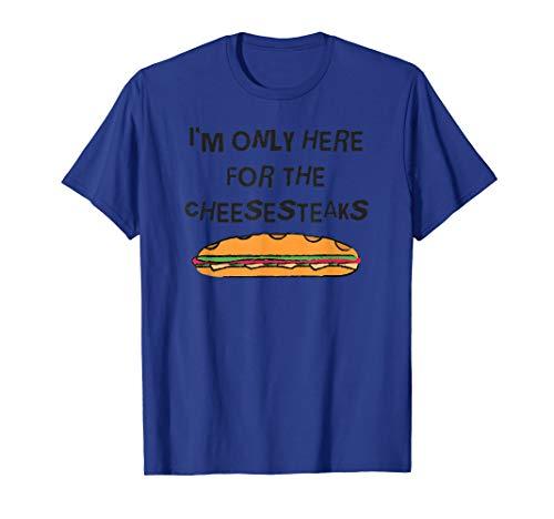 Philly Cheesesteak Philadelphia Pennsylvania Souvenir Shirt