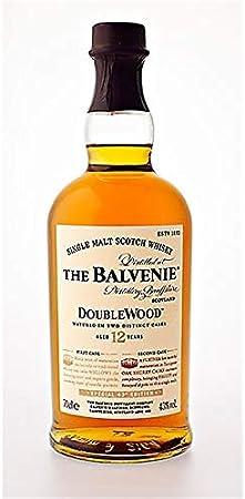 Whisky Balvenie Double Wood Single Malt 12 años 40 ° 70 cl 70 cl