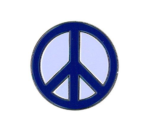 Matt Stewart, Peace Sign, Officially Licensed Artwork, Expertly Designed ENAMEL PIN - 1.25