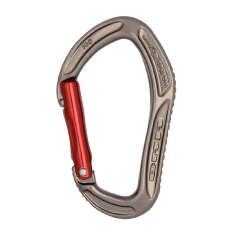 DMM Alpha Pro Carabiner Red Straight Gate