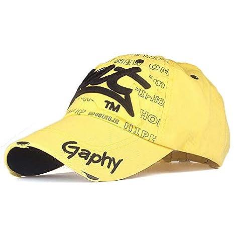 qqyz2323 Snapback Hats Gorra Béisbol Sombreros Hip Hop Ajustado ...