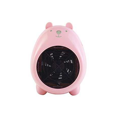 Heater, Mini Desktop Cartoon Heater Bathroom Appliances Elec