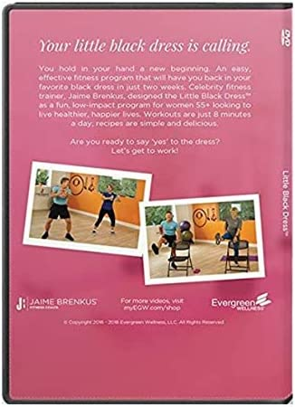 Evergreen Wellness Workout Challenge DVD for Beginners and Seniors | The Low Impact, Indoor Walking Full Body Exercise Program for Women and Men 2