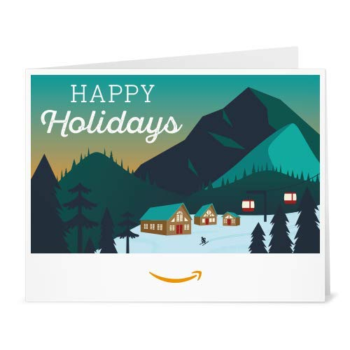 Link for Holiday Mountain - Print at Home