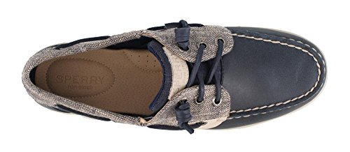 Shoe Sperry Songfish Top Navy Boat sider Oqp1qwC
