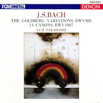 Bach: The Goldberg Variations / 14 Canons