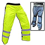 Forester Chainsaw Safety Chaps with Pocket, Apron
