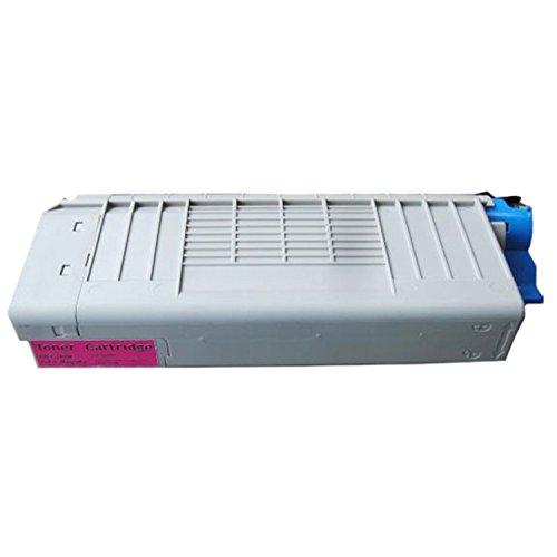 Magenta Premium Toner Cartridge for OKI C710's C711's 43866102 44318602