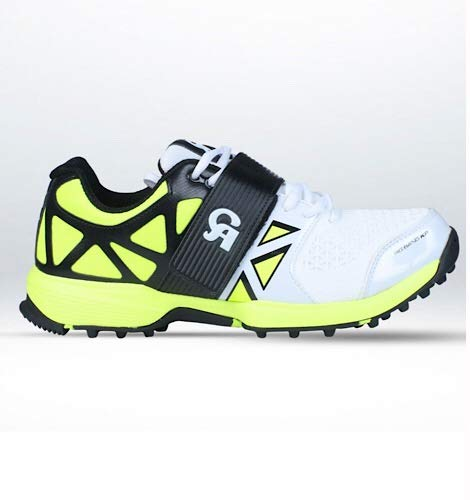 CA Big Bang KP - Light Green Cricket Shoes