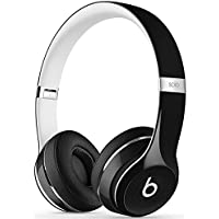 Beats by Dr. Dre Solo2 On-Ear Headphones Luxe Edition Black (certified refurbished)