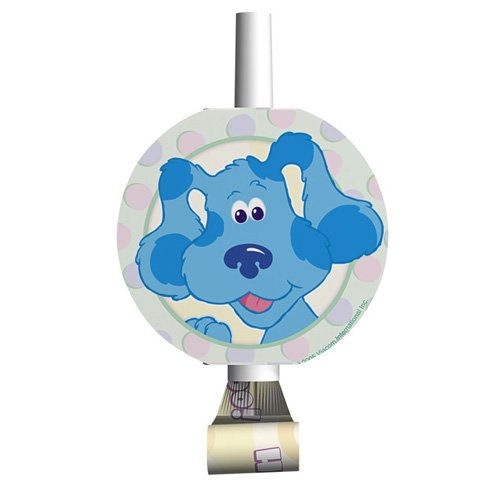 Blue's Clues Room Blowouts - 8 Count ()