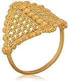 Senco Gold 22k Yellow Gold Ring