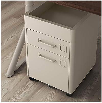 IKEA 392.872.61 Idåsen - Cajonera con Cerradura Inteligente, Color ...