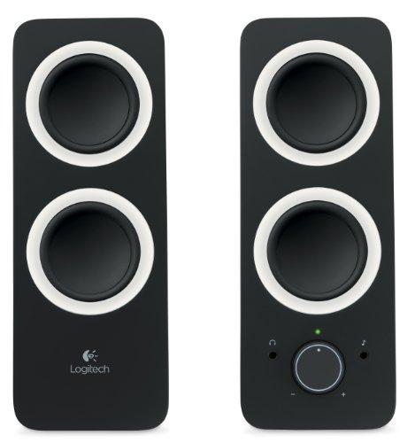 Logitech Z200 0 nW 2.0 Channel Speakers