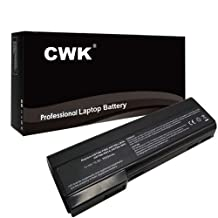 CWK® 7800mAh 9 Cell New High Capacity Battery for HP ProBook 6565b 6560b 6465b 6460b 6360b ST09 HP EliteBook 628666-001 628668-001 628670-001 628668-001 HP EliteBook 8460p 8460w 8560p Series 628369-421 HSTNN-LB2G HP ProBook 6360b 6560b 6460b 6565b 6465b HSTNN-DB2H HSTNN-LB2H