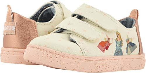 - TOMS Girl's, Lenny Slip on Shoes Disney Sleeping Beauty 5 M