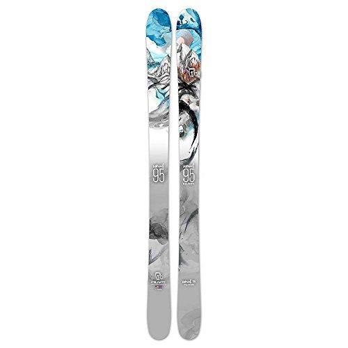 Icelantic Skis Nomad 95 Alpine Skis