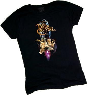 The Dark Crystal Movie AUGHRA Licensed Juniors Cap Sleeve T-Shirt